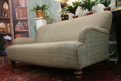 Tetrad Harris Tweed Sofa John Lewis 3 Seater New £2200 • 1,250£