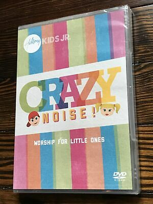 $28.95 • Buy Hillsong Kids: Crazy Noise (DVD) (NEW) - Hillsong Kids - DVD