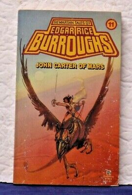 $4.95 • Buy John Carter Of Mars By Edgar Rice Burroughs Paperback