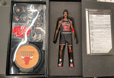 $699.99 • Buy Enterbay Real Masterpiece 1/6 Michael Jordan Figure #23 Series 2 The Last Shot