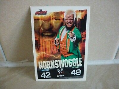 WWE Trading Card Hornswoggle. ( RAW ) Slam Attax Evolution • 0.99£