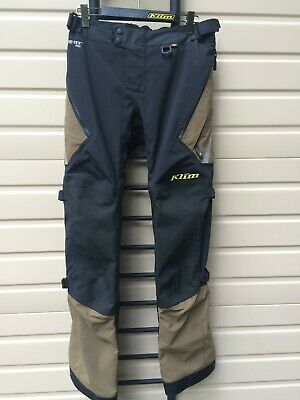 $ CDN858.77 • Buy KLIM BADLANDS PRO PANT 3 Layer Gore Tex With Armour Motorcycle Pants 32 Tall