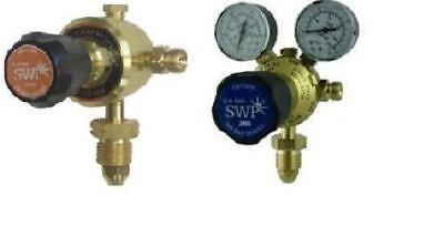 Oxygen And Propane Single Stage Regulators For Gas Cylinders • 39.95£