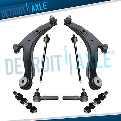 $98.20 • Buy Front Lower Control Arms + Tierods Sway Bars For Chrysler PT Cruiser Dodge Neon
