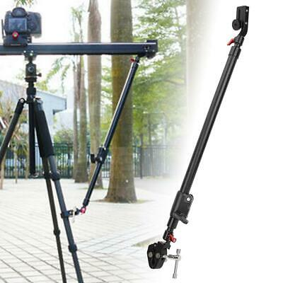 £20.68 • Buy Camera Video Slider Support Tripod Rods Accessory For Sliders Tripod Stand+Clamp