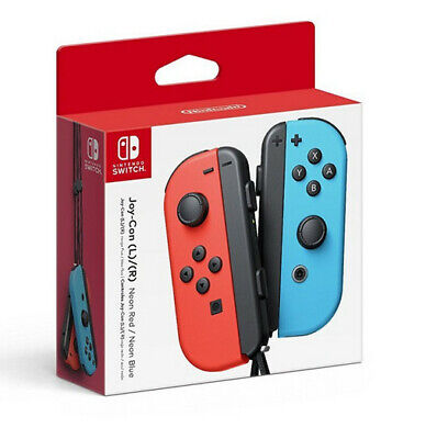 $53 • Buy Red And Blue - NEW Nintendo Switch Joy-Con (L/R) Wireless Controllers - FreeShip