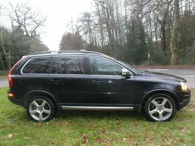 Volvo XC90 2.4 AWD Geartronic 2009 D5 R-Design • 4,999£