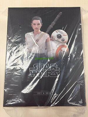 $ CDN481.07 • Buy Hot Toys MMS 337 Star Wars The Force Awakens Rey Daisy Ridley And BB-8 Set NEW