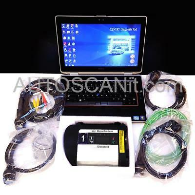 $1998 • Buy Mercedes Benz Sd Connect C4 Multiplexer Scanner Diagnostic Scan Tool Coding MB