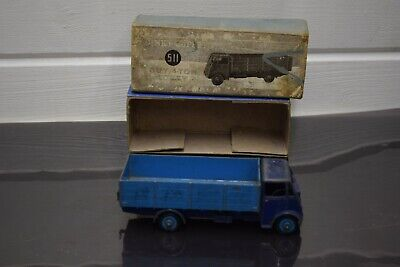 £49.99 • Buy Dinky Toys, 511 Guy 4 Ton Lorry Original Boxed Blue