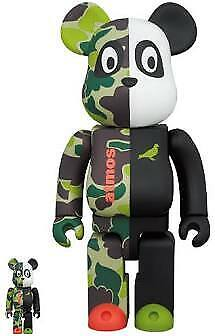 $299 • Buy Medicom Toy Be@Rbrick Atmos X Staple 100 400 Bearbrick In Stock (Sealed Box)