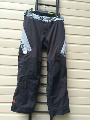 $ CDN660.59 • Buy KLIM BADLANDS PRO PANT 3 Layer Gore Tex With Armour Motorcycle Pants 36 Black