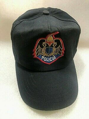 $ CDN46.77 • Buy Vintage Albanian Police Hat Cap-military Hat-used Cap