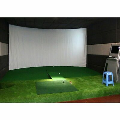 3Tyes Golf Ball Simulator Impact Display Projection Screen Indoor Game Special • 108.19£