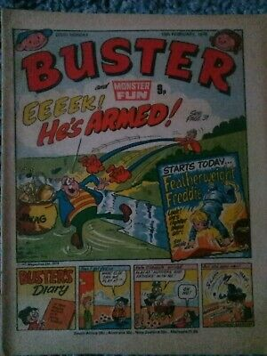 Buster Comic 1979 • 1.99£