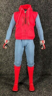 $179.99 • Buy Hot Toys MMS552 Spider-Man Far From Home Homemade Suit - Body & Outfit & Hands
