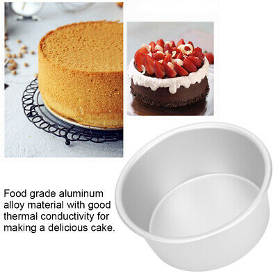 AU9.17 • Buy 6.6 Inch Home Cake Mold Round DIY Cakes Pastry Mould Baking Tin Pan Reusable