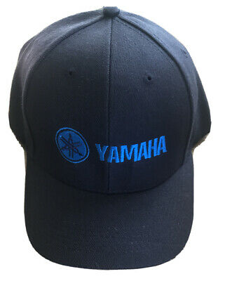 AU29.99 • Buy Yamaha Motorcycle Embroidered Hat Cap Yz Rt Mx Wr Xt Dt 350 400 500 600 750 1000