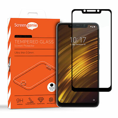 AU5.47 • Buy Screen Genie SP-PRO Tempered Glass Screen Protector For Xiaomi Pocophone F1