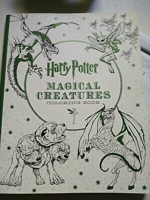 $10 • Buy Harry Potter Adult Coloring Book