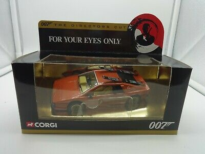 $ CDN25.09 • Buy Corgi 1:36 Bond 007 Directors Cut  For Your Eyes Only  Lotus Esprit Turbo - MIB