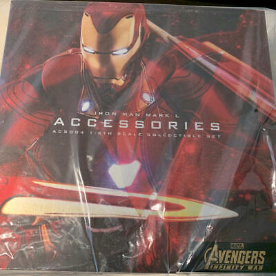 $ CDN770.07 • Buy Hot Toys Iron Man Mark 50 Expansion Parts Set MARVEL 1/6 Scale Figure