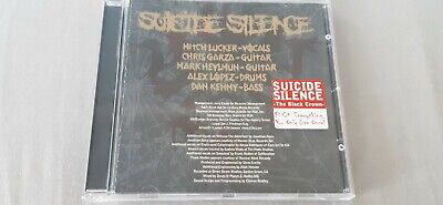Suicide Silence - The Black Crown - CD ( Excllnt ! ) • 6.56£