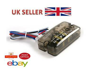 Speaker Line To RCA 2 Channel Converter Line Output Convert Factory Signal Quick • 5.99£