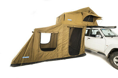 AU1078.09 • Buy Adventure Kings Ute 4WD SUV Roof Top Tent + 6 Man Annex Outdoor Camping Outback