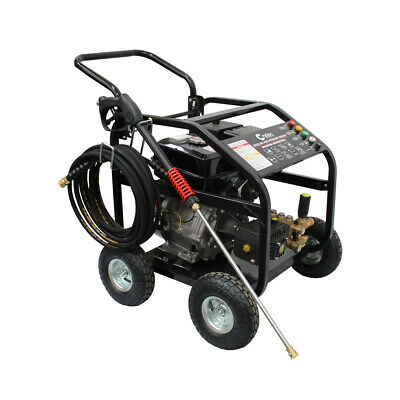 CRYTEC COMMERCIAL Petrol Pressure Washer - 3625PSI / 250BAR - Power Jet Cleaner • 464.85£
