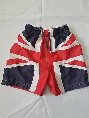 Union Jack Shorts Ages 4/5 • 4£