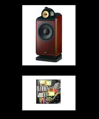 $ CDN590.58 • Buy B&W 801N Nautilus Speakers - Crossover Upgrade Service (EACH)