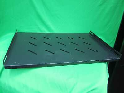 19  Racking System Shelf - Slotted And Flanged 30cm Deep • 14£