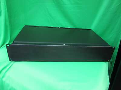 Middle Atlantic 19  Racking System Shelf CH2 2SP Chassis 10 DP-Anodized • 40£