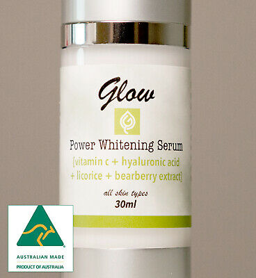 AU29.99 • Buy Skin Whitening Lightening Serum Arbutin Hyaluronic Vitamin C Dark Spot Bleaching