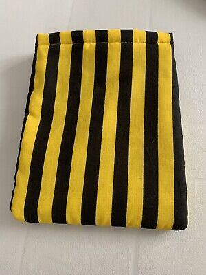 £5.25 • Buy Handmade Padded Amazon Kindle Paperwhite Sleeve / Pouch / Case Yellow/black Bee
