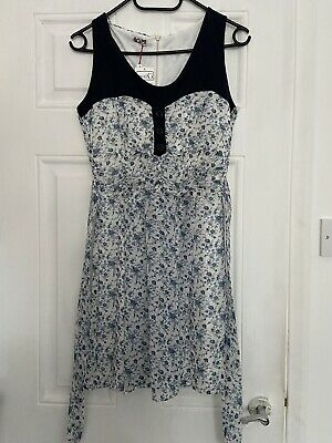 Concession @ Topshop Size S Lined Summer Dress • 20£