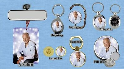 David Essex Air Freshener Fridge Magnet Purse Bottle Opener Trolley Memorabilia • 3.49£