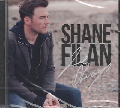 SHANE FILAN - Love Always - CD Album (Brand New & Sealed) • 3.99£