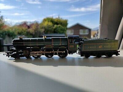 Lima GWR Great Western King George V '6000' OO Gauge DC Analogue • 29.99£