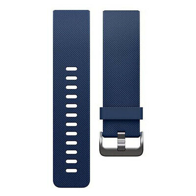 $ CDN35.99 • Buy Fitbit Blaze Classic Band Large FB159ABBUL - Blue - [Au Stock]