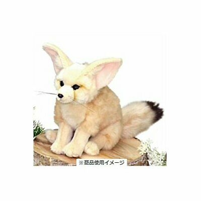 Rare Animal Stuffed Fennec Fox About 23cm From JAPAN [i72] • 44.37£