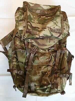 Genuine British Army Issue MTP Long Or Short Back Bergen Excellent Grade  • 67.50£