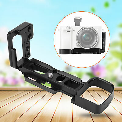 AU20.12 • Buy L Handle Multihole Bracket Quick Release Plate For Sony A6000 Mirrorless Camera