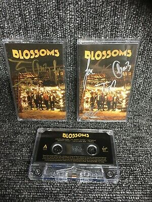 £7.99 • Buy BLOSSOMS DEBUT CASSETTE ALBUM FULLY SIGNED Autographed LImited Edition. Freepost
