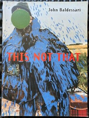 This Not That John Baldessari • 59.89£