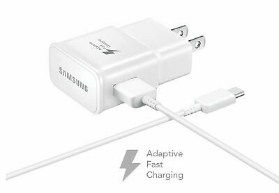 $ CDN19.97 • Buy Samsung Galaxy Note 8 Adaptive Fast Charger Type C Cable Kit! [1 Wall Charger +