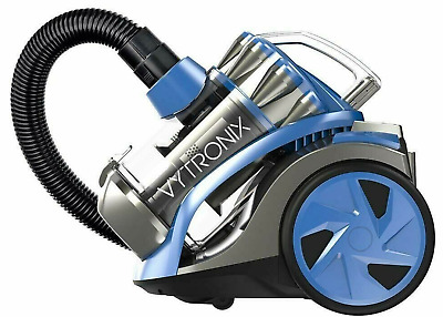£59.40 • Buy Cyclonic Bagless Cylinder Vacuum Cleaner Hoover Powerful 800w Compact Pet Care
