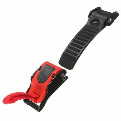 £6.72 • Buy Motorcycle Helmet Clip Headset Safety Chin Belt Strap Quick Release Buckle Part