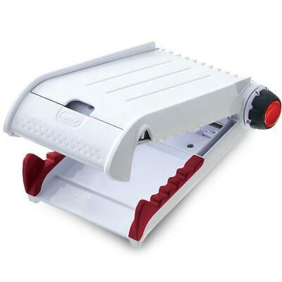 £29.61 • Buy Zyliss White & Red Mandolin Slicer, 2 Interchangeable Blades, 4 Thickness Modes